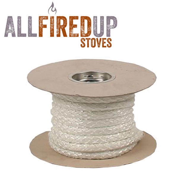 Heat resistant stove fire rope for wood burning stove for 14mm stove door rope